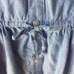 Polo by Ralph Lauren Dresses - Girls' Polo Ralph Lauren Ruffled Shirt Dress